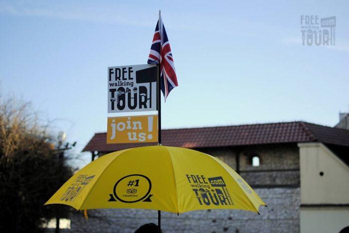 Free Walking Tours - Cracovia. Ombrelli Gialli