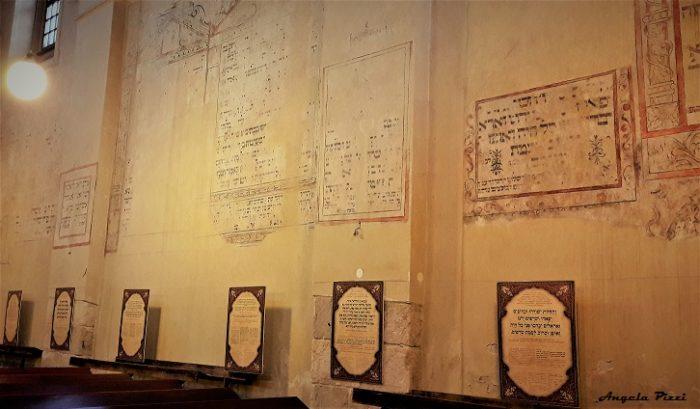 Sinagoga di Isacco nel Quartiere Ebraico di Cracovia