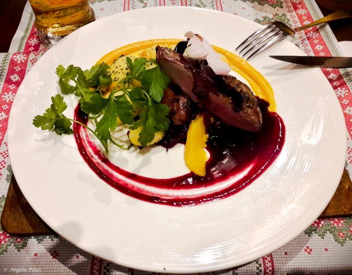 Tender Duck Breast