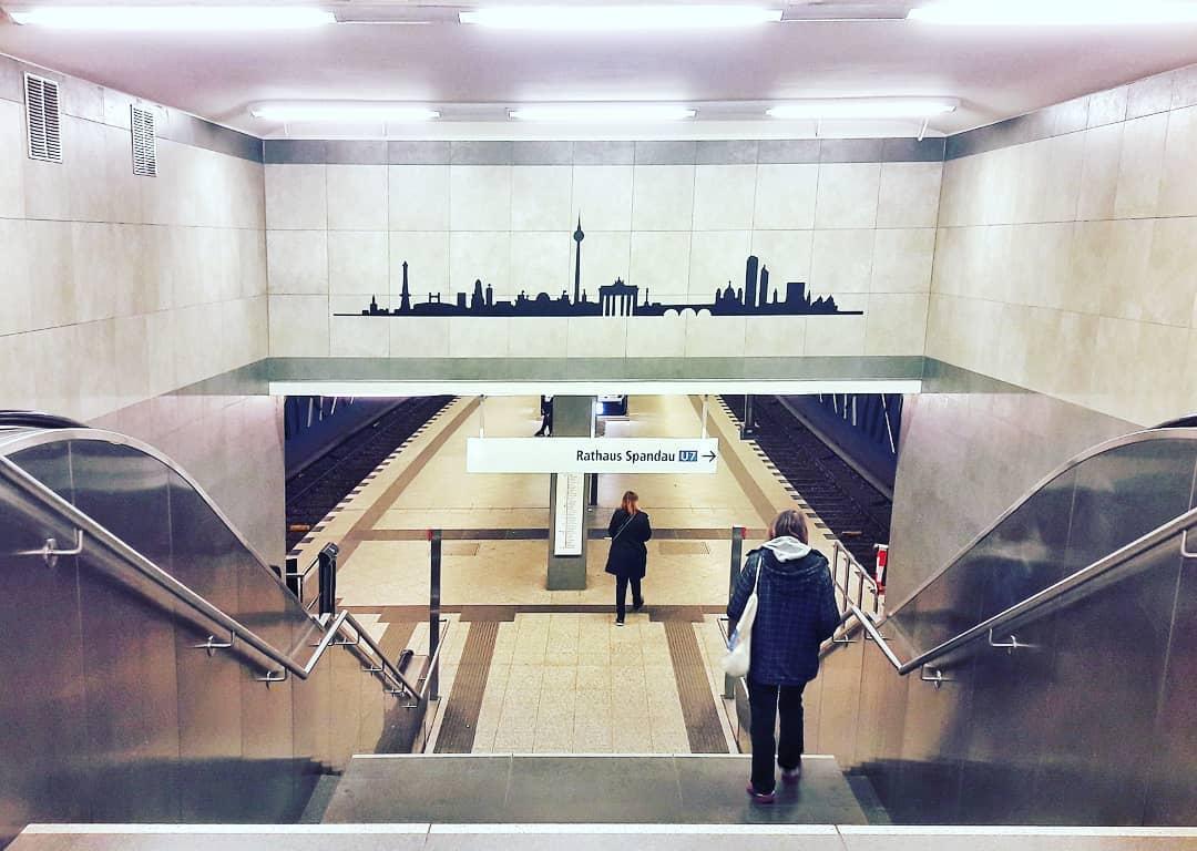 fermata della metro Rudow u-Bahn