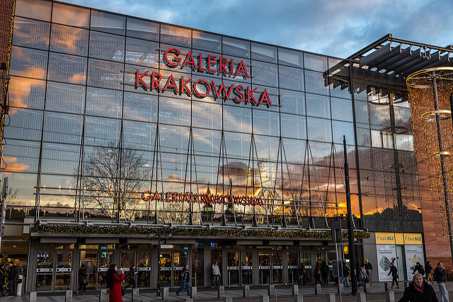 Centro commerciale Krakowska