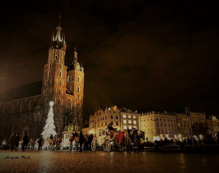 Piazza del Mercato - Cracovia