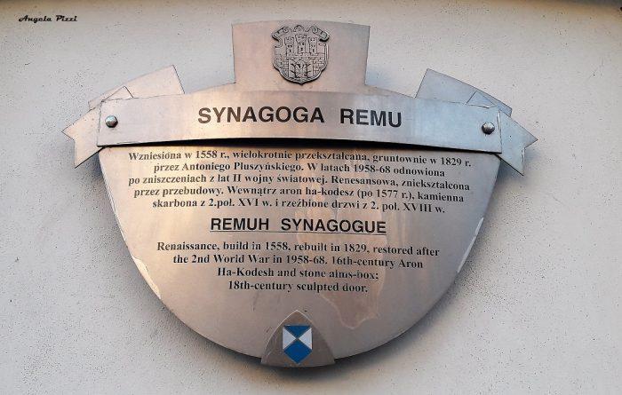 Sinagoga Remuh nel Quartiere Ebraico di Cracovia