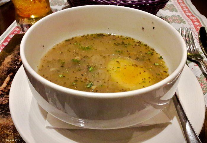 Zuppa tipica polacca